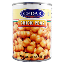 CEDAR GARBANZO/CHICK PEAS