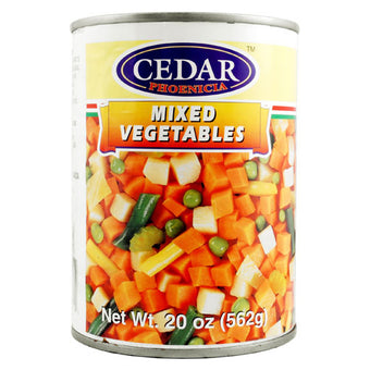 CEDAR MIXED VEGETABLES