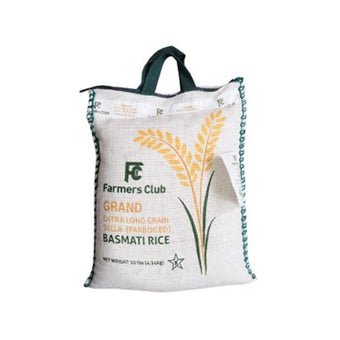 FARMERS CLUB GRAND EXTRA LONG BASMATI SELLA