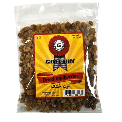 GOLCHIN DRIED MULBERRIES (TOOT)
