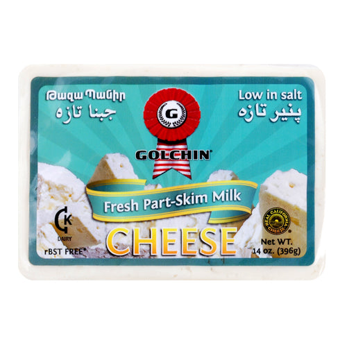GOLCHIN FRESH CHEESE (PANEERE TAZEH)