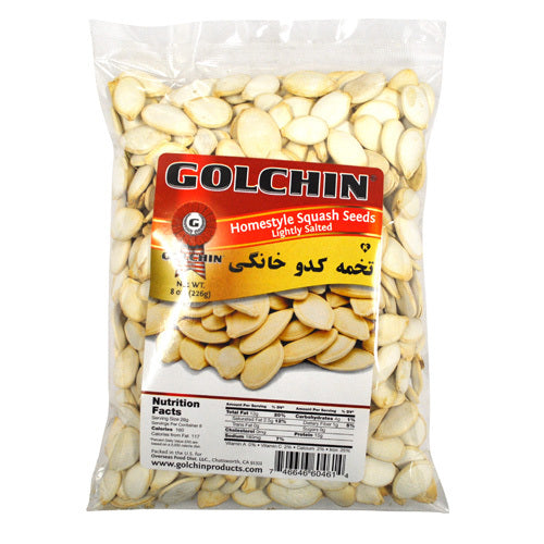 GOLCHIN HOMESTYLE SQUASH SEEDS