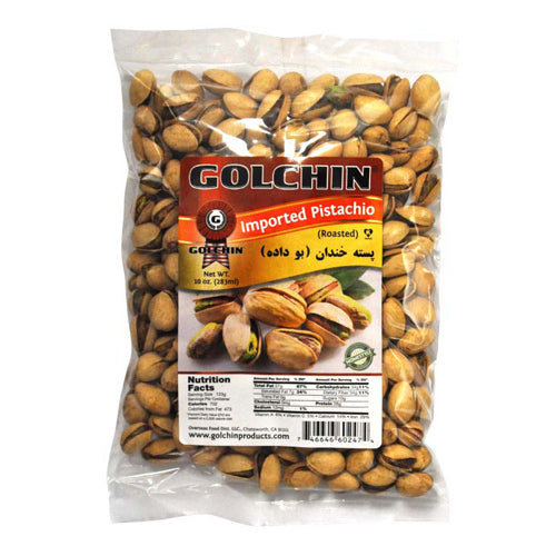 GOLCHIN IMPORTED PISTACHIOS R/S