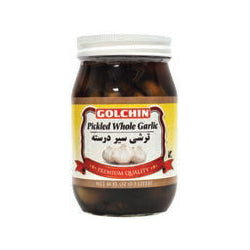 GOLCHIN PICKLED WHOLE GARLIC IN BROWN SAUCE
