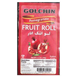 GOLCHIN POMEGRANATE FRUIT ROLLS (ANAR)