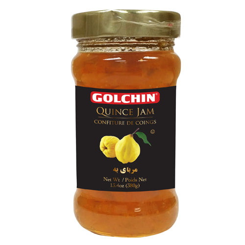 GOLCHIN QUINCE JAM