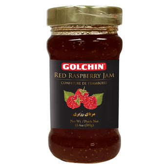 GOLCHIN RED RASPBERRY JAM