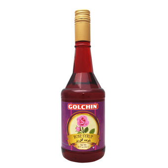 GOLCHIN ROSE SYRUP