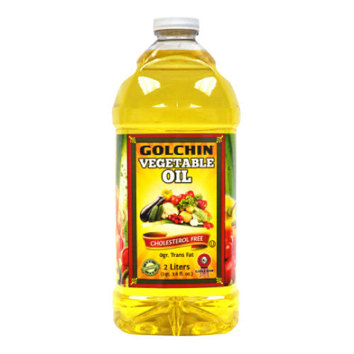 GOLCHIN VEGETABLE OIL
