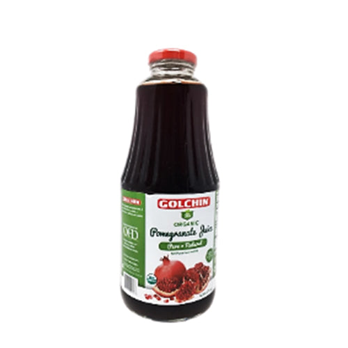 GOLCHIN ORGANIC POMEGRANATE JUICE