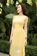 Ewa Dress ( Yellow )