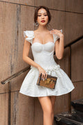 Lipara Dress (White)