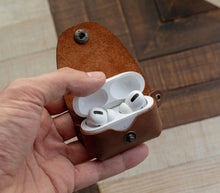 Load image into Gallery viewer, Leather AirPods Pro Case Cover
