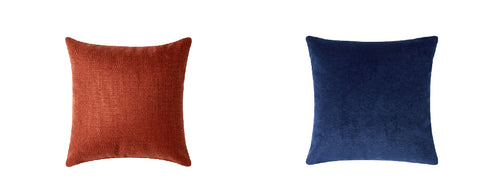Red Throw pillows