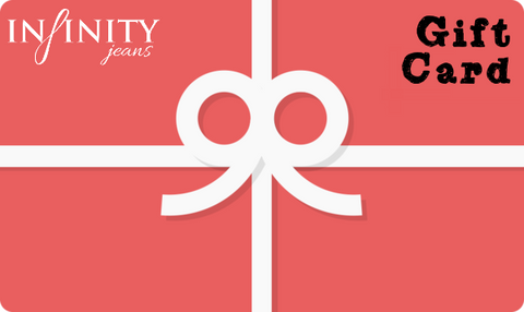 Jeans Gift Card / Gift Voucher