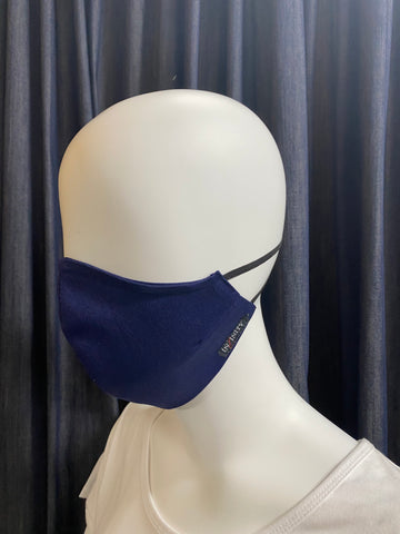 Face Mask - Navy Blue
