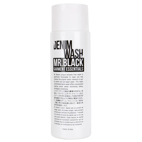 Mr Black Denim Rinse