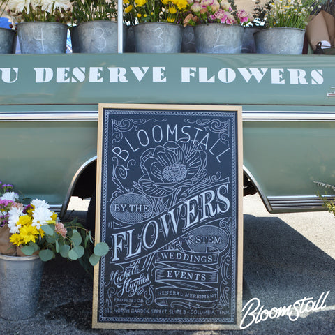 Flower Truck - Middle Tennessee