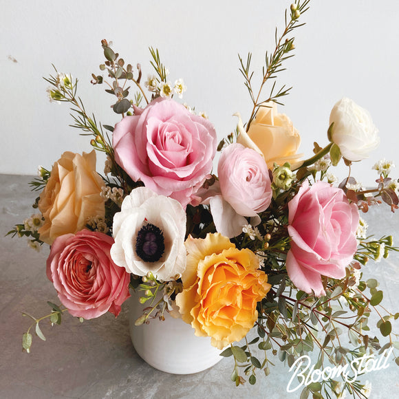 Preorder Simply Spring Fresh Floral Arrangement