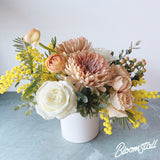 Fresh Flower Wedding Bouquet Deposit