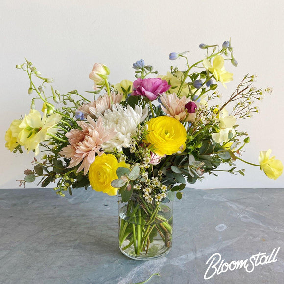 The Cheerful Mom - Mother's Day Arrangement - Bloomstall Flowers - Columbia, Tennessee