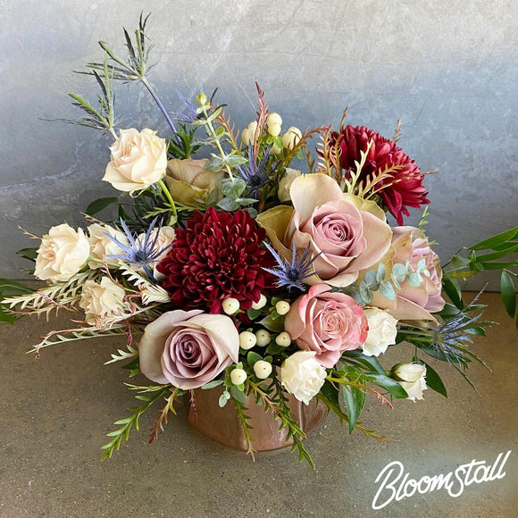 Sparkling Wine Arrangement - Bloomstall Flowers - Columbia, Tennessee