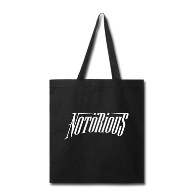 NOTÖRIOUS Tote Bag - black