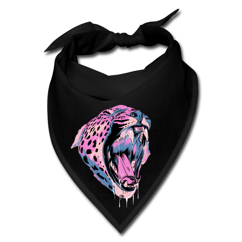 GLAMORIZED Mask/Bandana - black