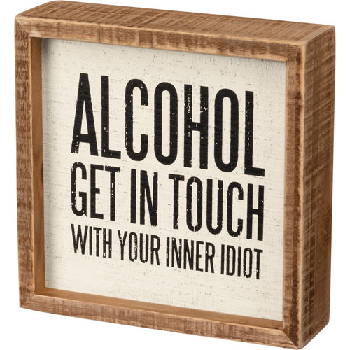 Alcohol - Inner Idiot