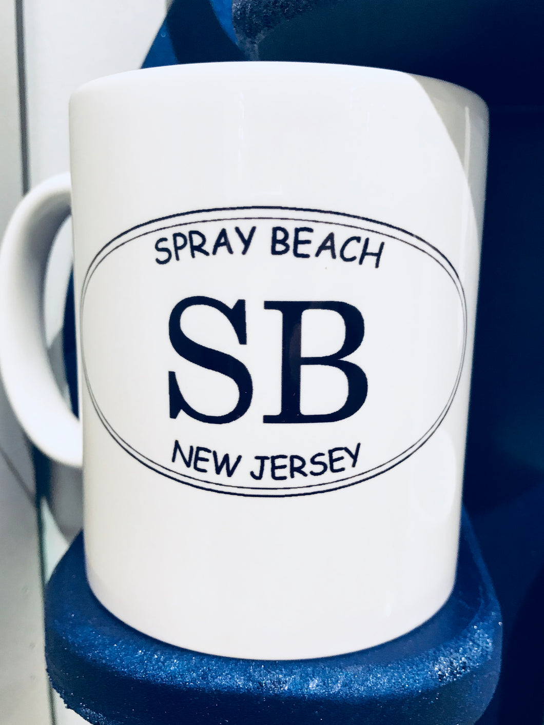 MUGS Spray Beach SB