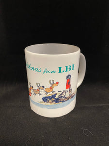 MUGS Merry Christmas from LBI