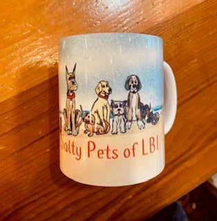MUGS Salty Paws of LBI
