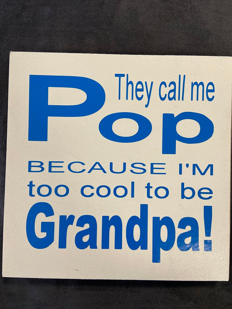 They call me Pop 7