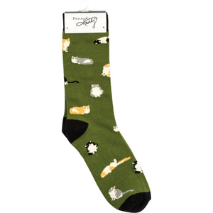 Socks with Cats