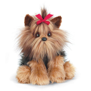 Yorkie Stuffed Animal