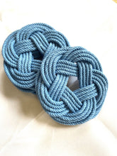 Load image into Gallery viewer, Sailor Knot Coaster
