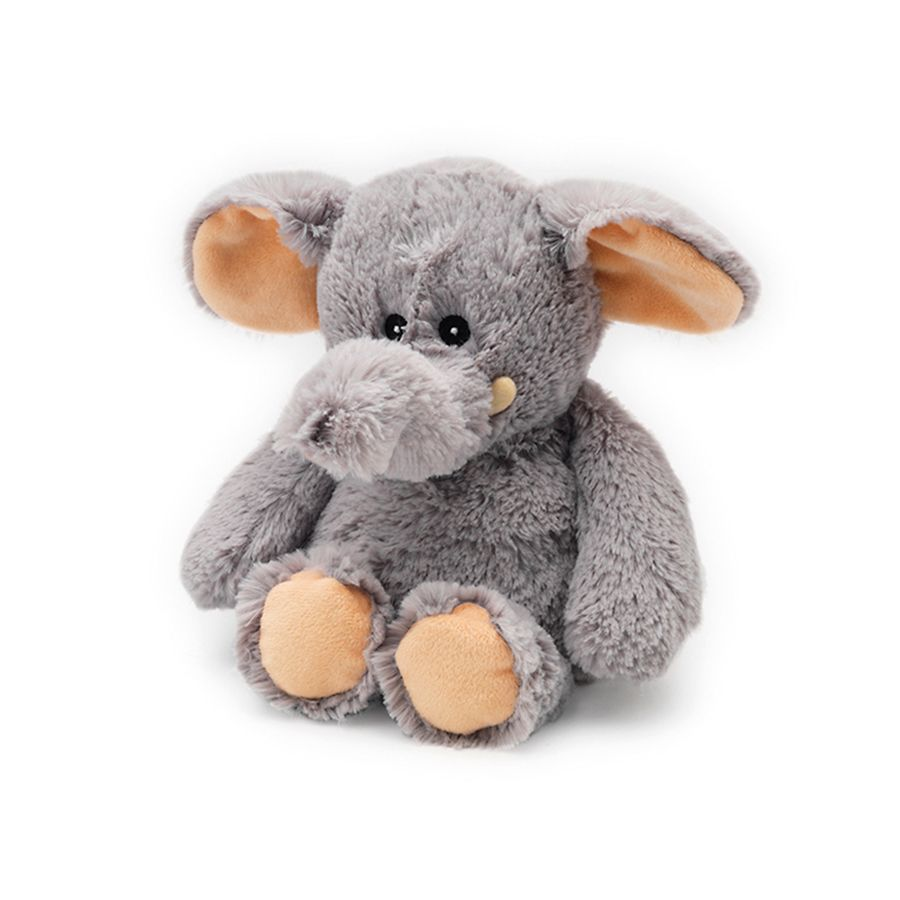 WARMIES Elephant Plush