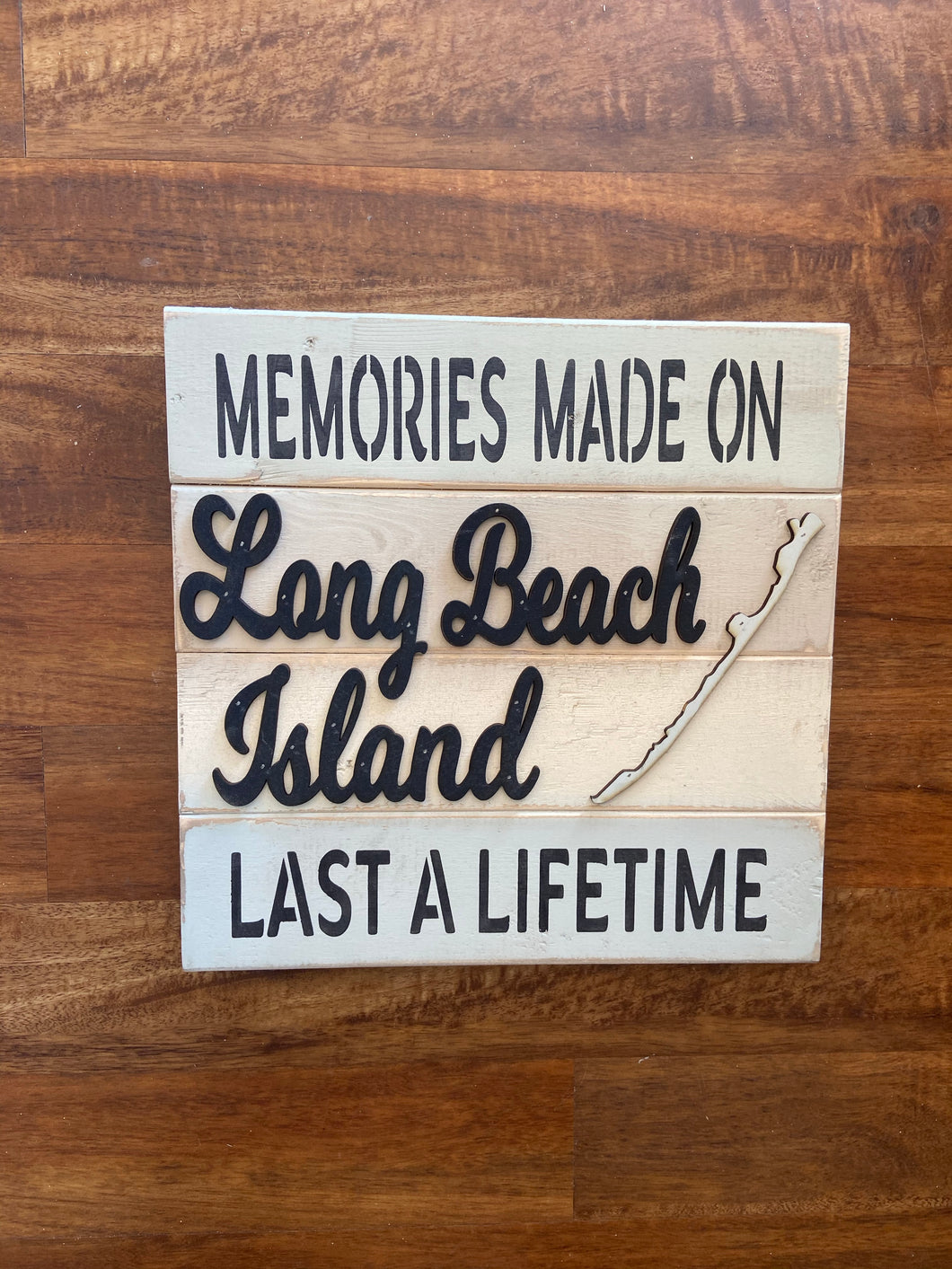 Memories on Long Beach Island