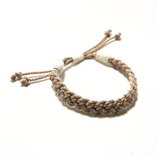 Load image into Gallery viewer, Adjustable Woven Bracelet-Anklet