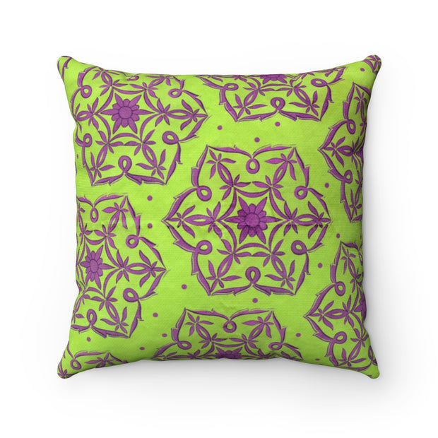 'Limon' -  Spun Polyester Pillow