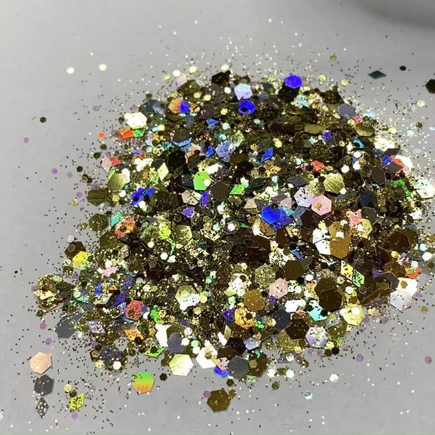 STAR STRUCK - NiKai Designs Art Studio Glitter