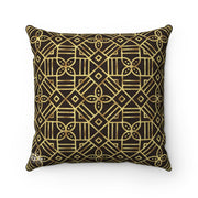 Art Deco -  Spun Polyester Pillow