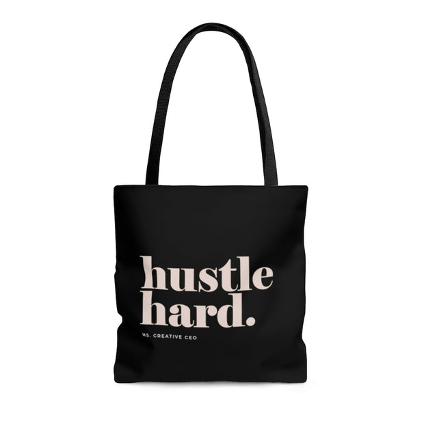 'HUSTLE HARD'