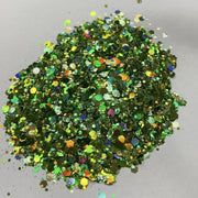 RAINFOREST - NiKai Designs Art Studio Glitter