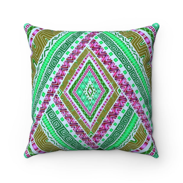 'Tribe I' -  Spun Polyester Pillow