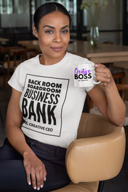 MS. CREATIVE CEO SIGNATURE QUOTE TEE