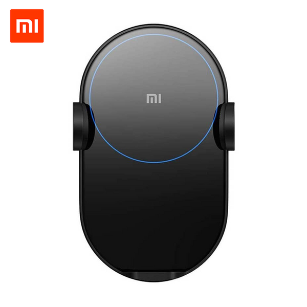 Cargador Inalámbrico Xiaomi para Auto Mi 20W Wireless Car Charger  WCJ02ZM