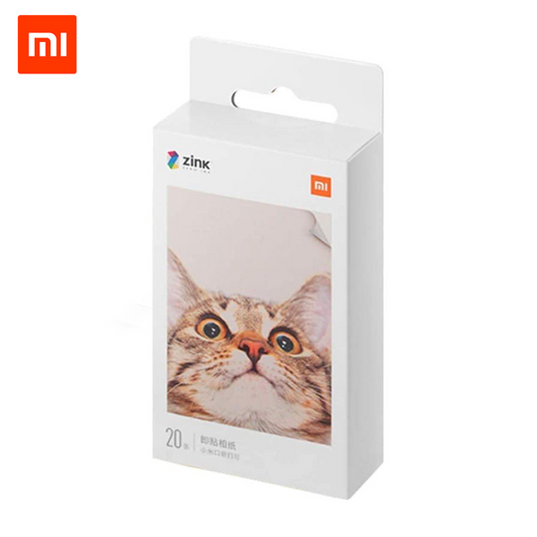 Papel Fotográfico para Impresora Portatil Xiaomi Mi Portable Photo Printer Paper XMBXXZ01HT