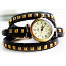 Reloj Curren RE0033 Vintage con tachas