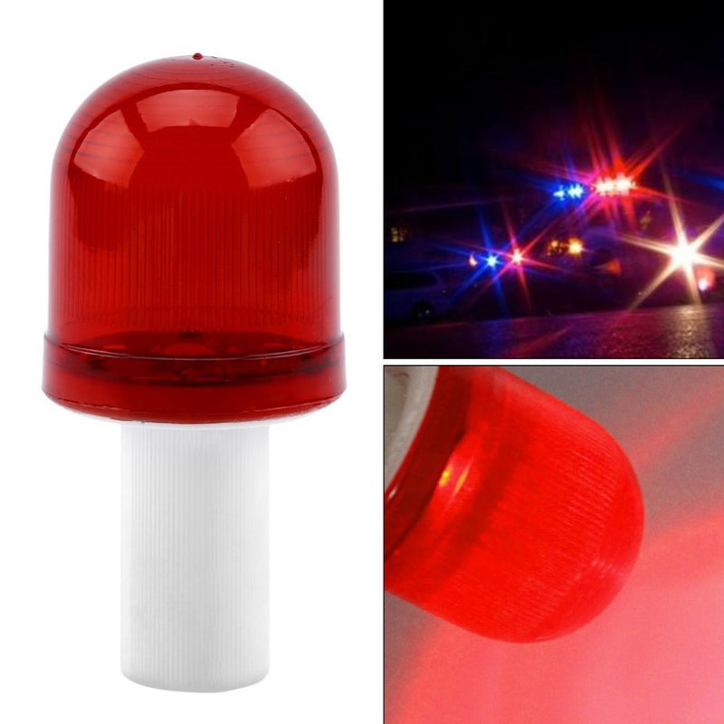 Cono de Seguridad Plegable con Luz LED